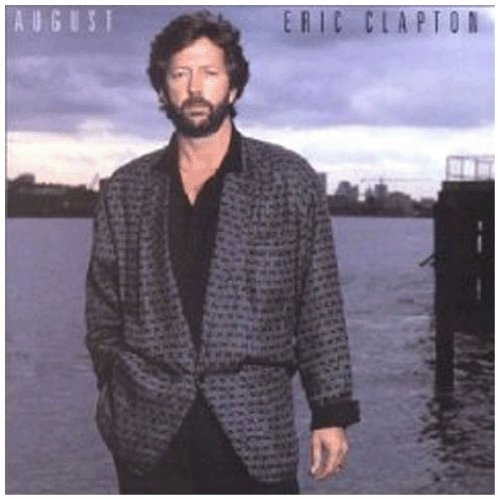 Eric Clapton Tearing Us Apart cover art