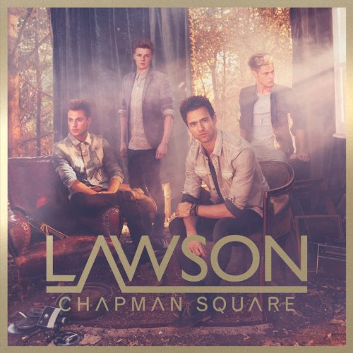 Lawson Learn To Love Again cover art