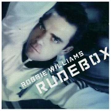 Robbie Williams Rudebox cover art