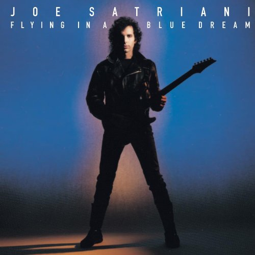 Joe Satriani Big Bad Moon cover art