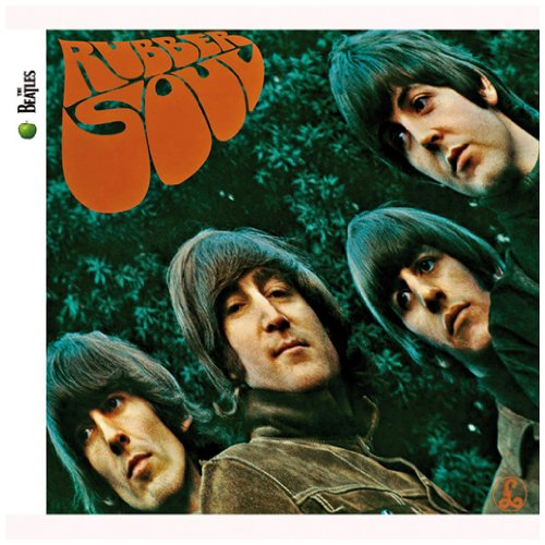 The Beatles Drive My Car cover art