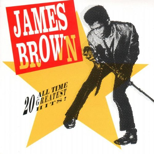 James Brown Mother Popcorn, Pt. 1 cover art