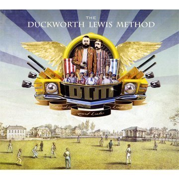 The Duckworth Lewis Method Jiggery Pokery cover art