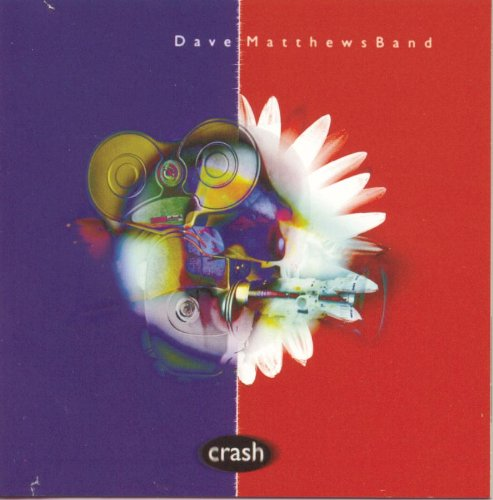 Dave Matthews Band Crash Into Me cover art