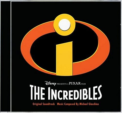 Michael Giacchino Life's Incredible Again (from The Incredibles) cover art