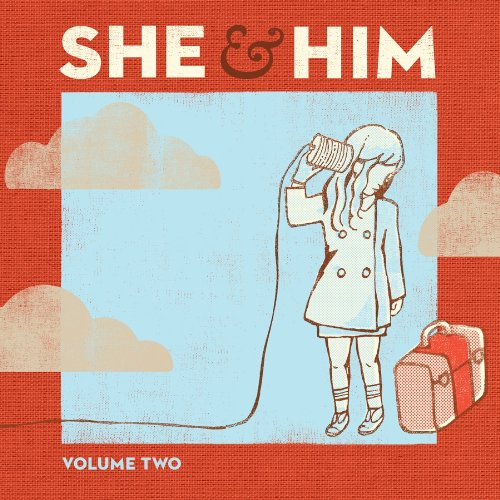 She & Him Gonna Get Along Without Ya Now cover art