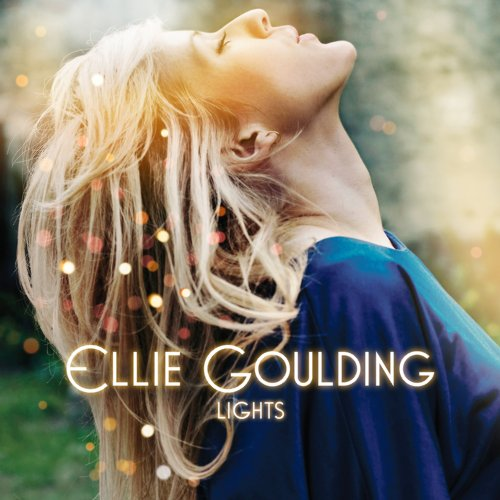 Ellie Goulding Lights cover art