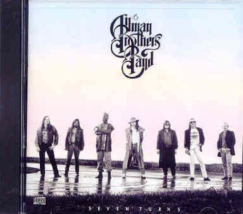Allman Brothers Band Gambler's Roll cover art
