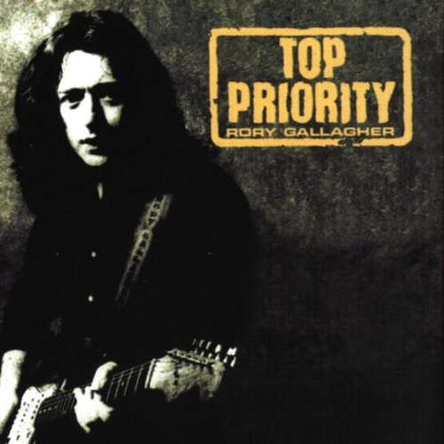 Rory Gallagher Follow Me cover art
