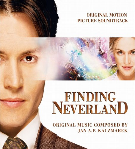 Jan A.P. Kaczmarek Dancing With The Bear (from Finding Neverland) cover art