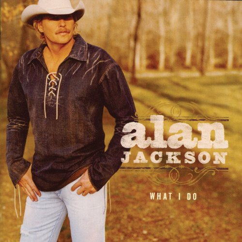 Alan Jackson The Talkin' Song Repair Blues cover art