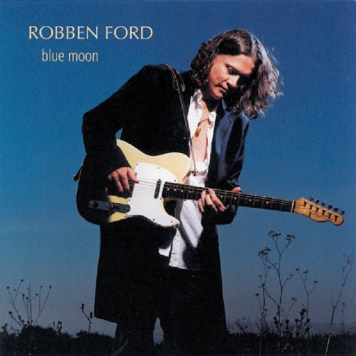 Robben Ford Indianola cover art