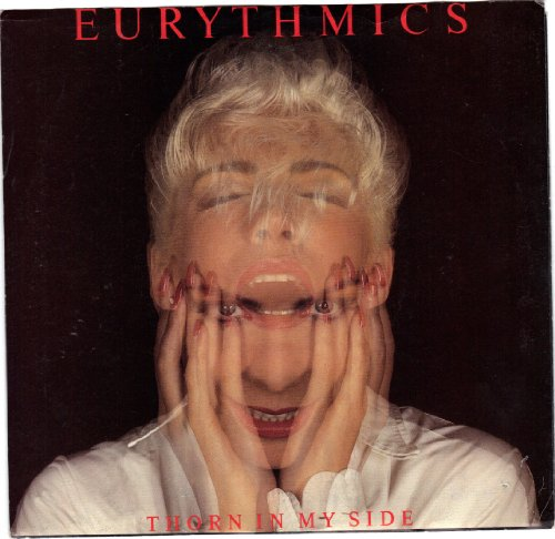 Eurythmics Thorn In My Side cover art