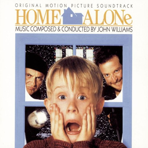 John Williams Holiday Flight cover art