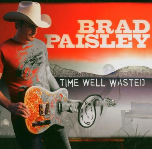 Brad Paisley The World cover art