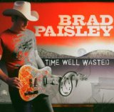 Alcohol sheet music by Brad Paisley
