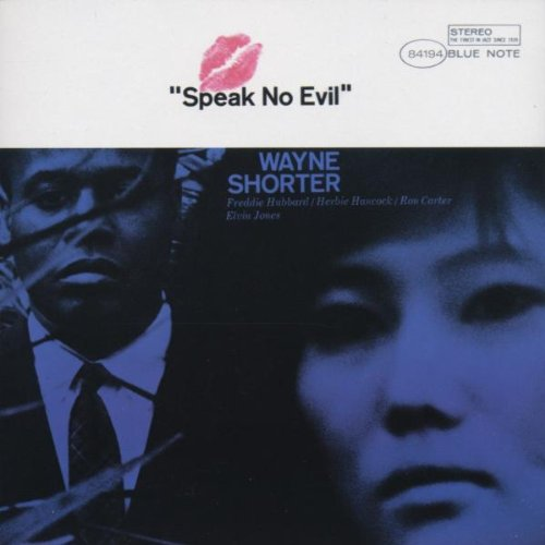 Wayne Shorter Speak No Evil cover art