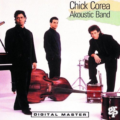 Chick Corea Spain l'art de couverture