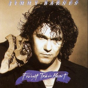 Jimmy Barnes Too Much Ain't Enough Love cover art