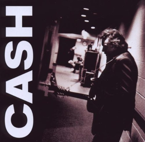 Johnny Cash Wayfaring Stranger cover art