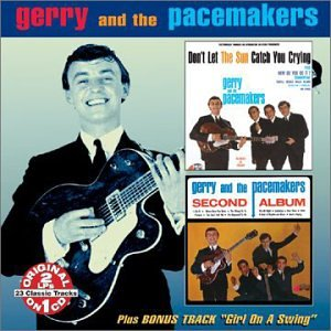 Gerry And The Pacemakers Don't Let The Sun Catch You Crying cover art
