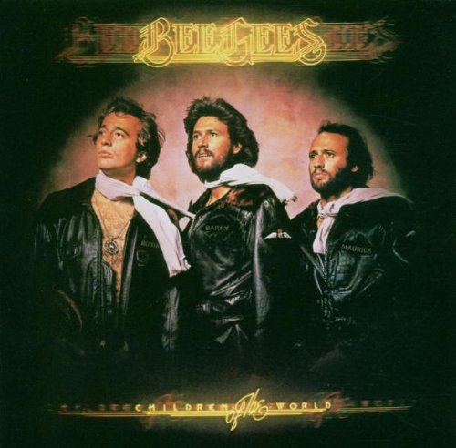Bee Gees Love So Right cover art