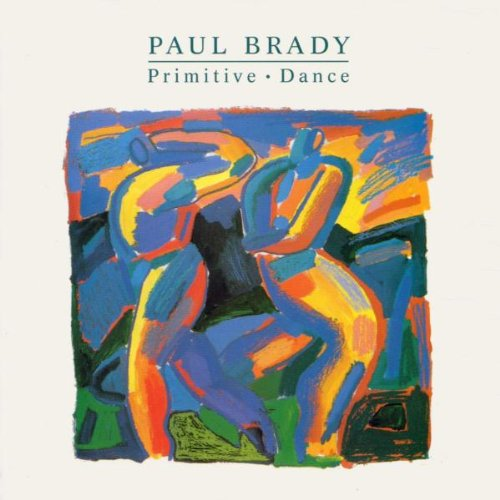 Paul Brady Paradise Is Here cover art