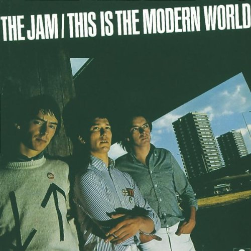 The Jam The Modern World cover art