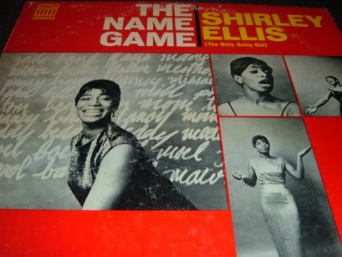 Shirley Ellis The Name Game cover art