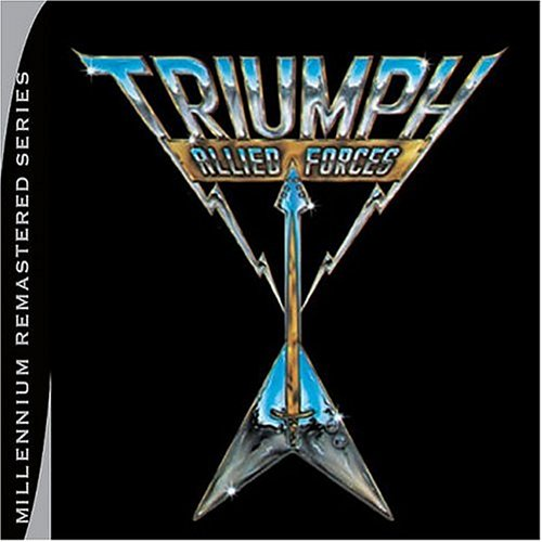 Triumph Fight The Good Fight cover art