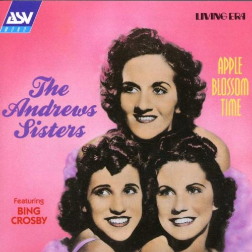 The Andrews Sisters Pistol Packin' Mama cover art