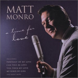 Matt Monro My Kind Of Girl cover art