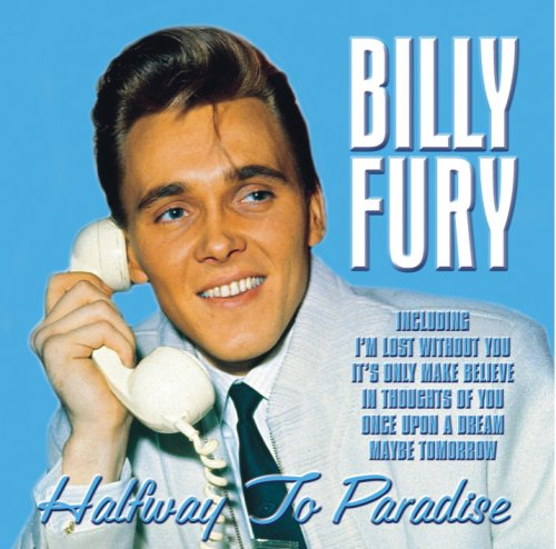 Billy Fury Forget Him cover art