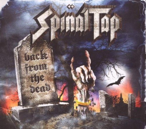 Spinal Tap Big Bottom cover art