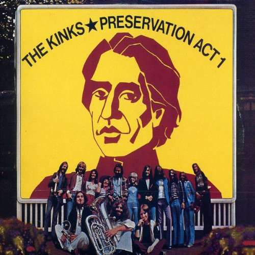 The Kinks Money & Corruption / I Am Your Man cover art