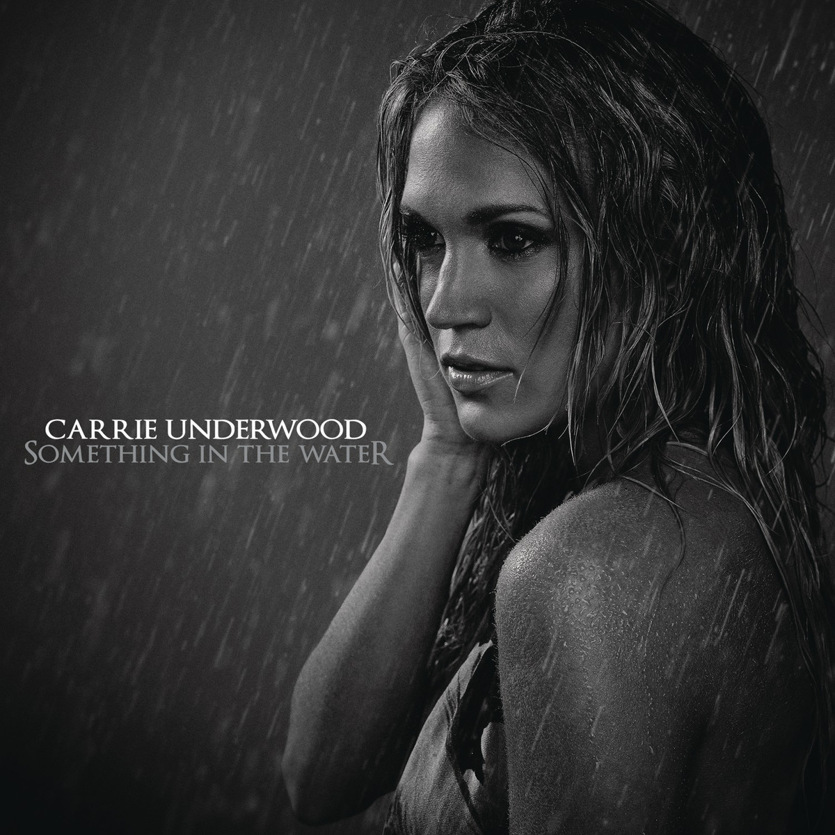 Carrie Underwood Something In The Water cover art
