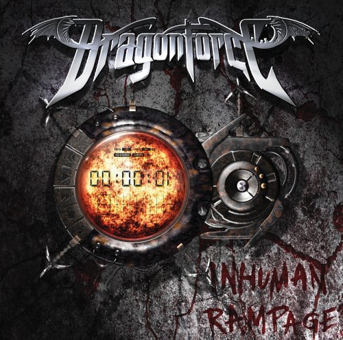 DragonForce Trail Of Broken Hearts cover art