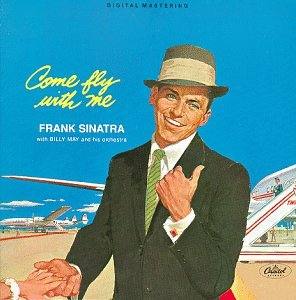 Frank Sinatra Come Fly With Me (arr. Kirby Shaw) cover art