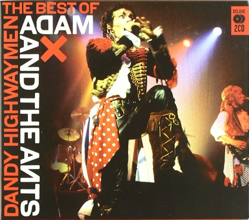 Adam and the Ants Goody Two Shoes cover art
