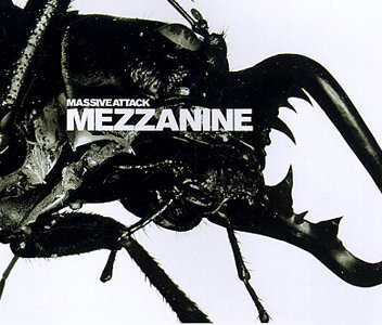 Massive Attack Teardrop cover art