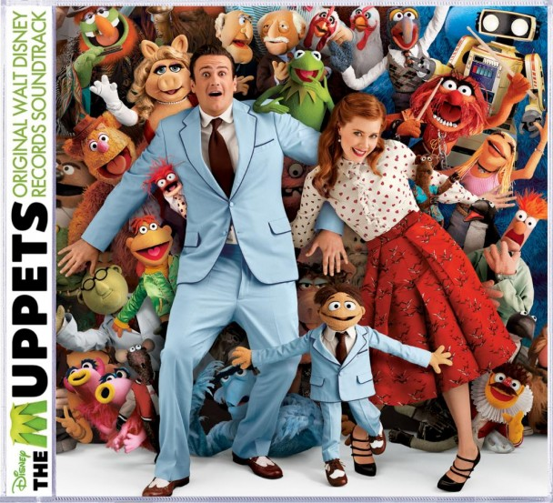 Jason Segel Man Or Muppet cover art