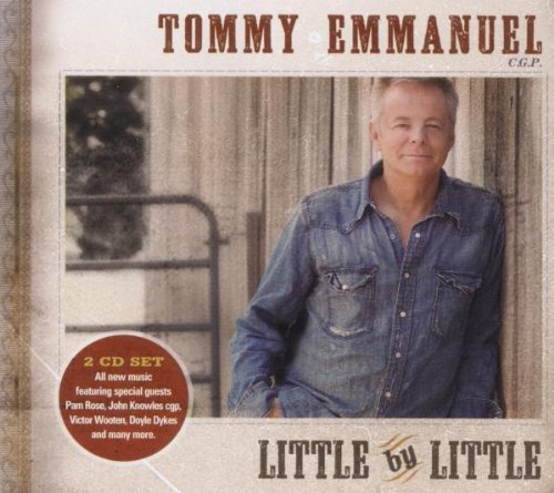 Tommy Emmanuel Waiting For A Plane cover art