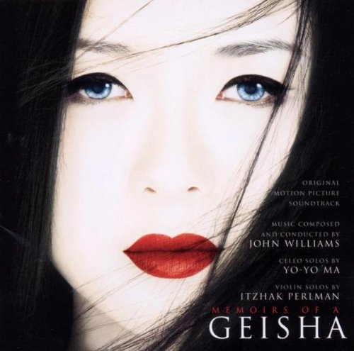 John Williams Becoming A Geisha/The Chairman's Waltz (theme from Memoirs Of A Geisha) cover art
