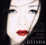 Becoming A Geisha (from Memoirs Of A Geisha) sheet music by John Williams
