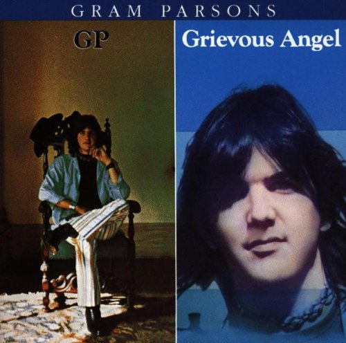 Gram Parsons In My Hour Of Darkness cover art