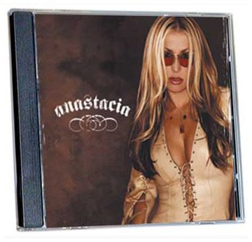 Anastacia Heavy On My Heart cover art