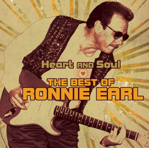 Ronnie Earl You Give Me Nothing But The Blues cover art