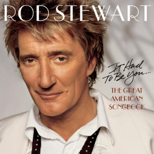Rod Stewart The Very Thought Of You cover art