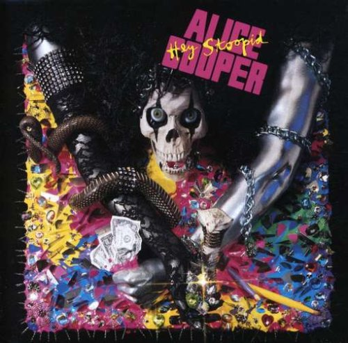 Alice Cooper Feed My Frankenstein cover art