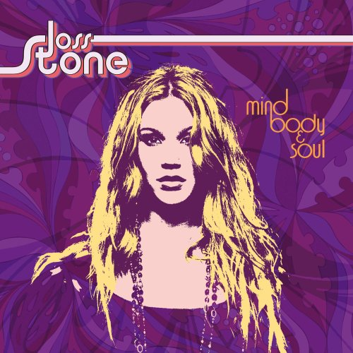 Joss Stone Young At Heart cover art